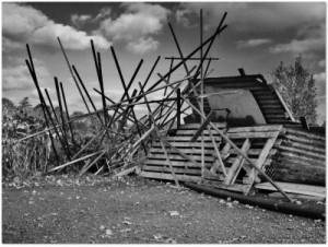 2012-11_NotreDameDesLandes_barricade-400x302